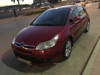 Used Burgundy color , Citroen C4  in Dubai, UAE