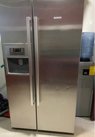 Used Bosch refrigerator  in Dubai, UAE