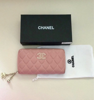 Used Chanel nude pink women wallet  in Dubai, UAE