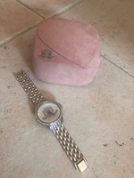 Used Jennefir watch silver color in Dubai, UAE