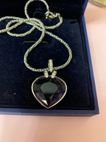 Used Authentic swarovski necklace  in Dubai, UAE