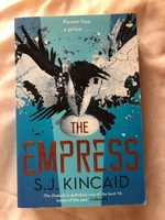 Used The Empress by S. J. Kincaid in Dubai, UAE