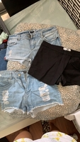 Used Assorted denim shorts in Dubai, UAE