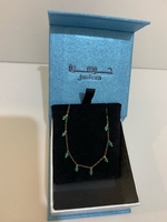 Used Jawhara golden bracelet (750/18 karat )  in Dubai, UAE