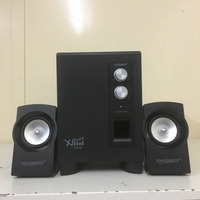 Used Touchmate 2.1 black speaker  in Dubai, UAE