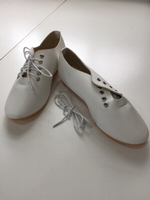 White size 37 Woman's Shoes