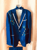 Used Costume suit men size XL in Dubai, UAE