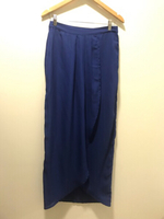 Used Preloved KOTON Skirt UK8 / EUR36 Blue  in Dubai, UAE