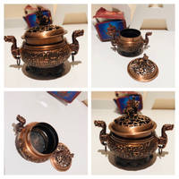 Used Incense burner antik China style  in Dubai, UAE