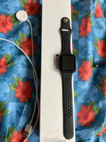 Used Apple Watch series 3 38mm Very New in Dubai, UAE