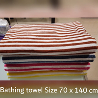 Used Brand new Assorted Towel , 100 % cotton  in Dubai, UAE