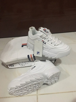 Used Fila sneakers  in Dubai, UAE