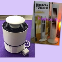 Used Mosquito Killer Lamp & Tower Fan in Dubai, UAE