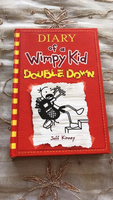 Used Diary of a Wimpy Kid: Double Down in Dubai, UAE