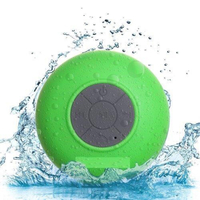 Used 2 Waterproof Bluetooth Shower Speaker  in Dubai, UAE