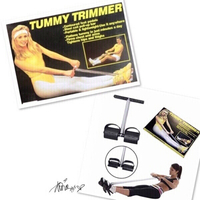 Used Tummy Trimmer Unisex  💙 in Dubai, UAE