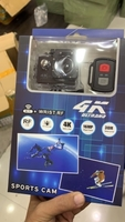 Action camera full hd with wifi + remote