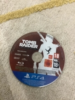 Used TOMP RAIDER  CD SONY 4 in Dubai, UAE