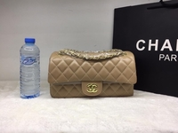 Used CHANNEL LADIES BAG BROWN. in Dubai, UAE