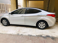 Used Hyundai elentra 2012 model no accident  in Dubai, UAE