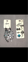 Used Lovisa new earring +6 rings in Dubai, UAE