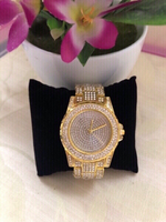 Used NEW Ladies' Gold Watch  in Dubai, UAE