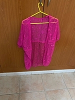Used Pink cardigan for swimming  in Dubai, UAE