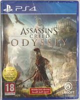 Used PS4 Assassins creed Odessy  in Dubai, UAE