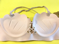 Used NEW Adjustable Mermaid Push-up Bra 36C in Dubai, UAE