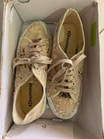 Used Superga sneakers 37 size in Dubai, UAE