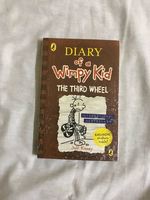 Used Diary of wimpy kid  the third wheel in Dubai, UAE