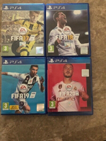 Used Fifa 20,19,18,17 (ps4) in Dubai, UAE