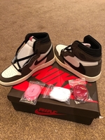 Used Jordan 1 Travis Scott/ MasterCopy  in Dubai, UAE