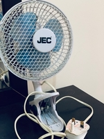 Used Portable mini table fan  in Dubai, UAE
