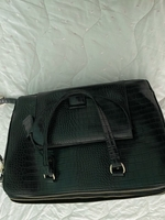 Used Parfois Faux leather laptop bag  in Dubai, UAE