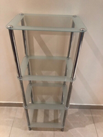 Used glass shelf used  in Dubai, UAE