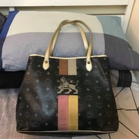 Used Preloved MCM Tote Bag in Dubai, UAE