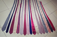 Used 12 ties + 5 free in Dubai, UAE