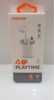 Used Faster TWS earbuds with free case in Dubai, UAE