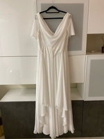 Used Bridal Dress with Tag// NEW size 12 in Dubai, UAE