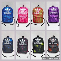 Back pack colors