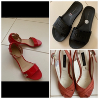 Used Bundle offer shoes size 38 in Dubai, UAE