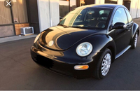 Used Car beetle Volkswagen  in Dubai, UAE