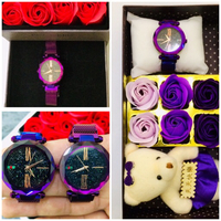 Used Ladies watch 2 piece  in Dubai, UAE