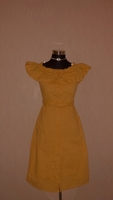 Used Yellow dress( short /have  pocket /Bell) in Dubai, UAE