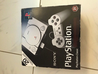 Used Playstation Classic (modded 1k games) in Dubai, UAE