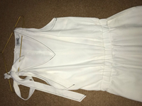 Used Jumpsuit Size S/M white in Dubai, UAE