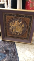 Used Indian hand stitches painting in Dubai, UAE