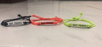 Used Best friends wristband two with 30 in Dubai, UAE