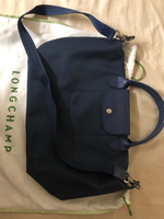 Used Authentic LONGCHAMP neo - navy blue in Dubai, UAE